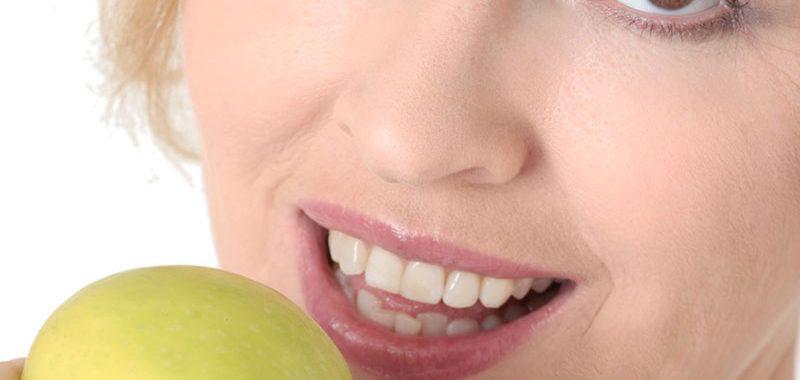 Dobra in slaba hrana za naše zobe