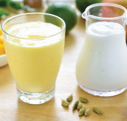 Lassi - jogurtov napitek