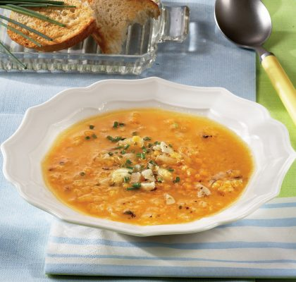 Lečina juha