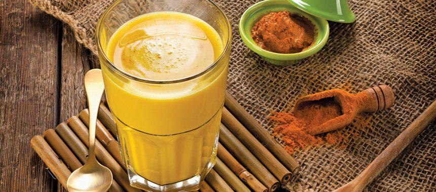 Kurkumin čaj za zdravje in sprostitev