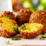 Falafel – hrustljave čičerikine kroglice