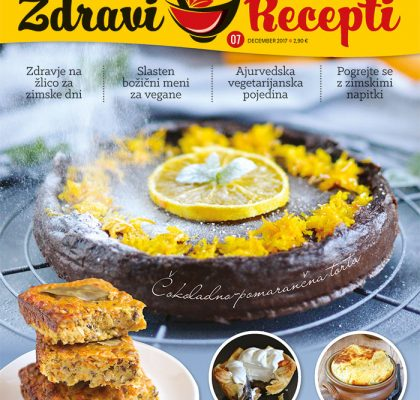 Revija Zdravi Recepti - december 2017