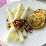 Majhni zelenjavni zrezki z beluši