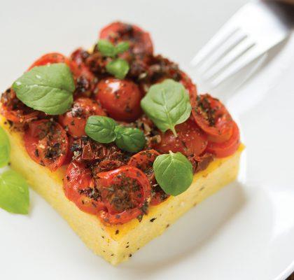 Pomodorčki s polento