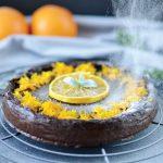 Čokoladno-pomarančna torta
