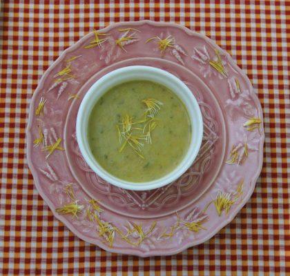 juha iz regratovih cvetov