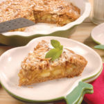 Pirin kolač z jabolki