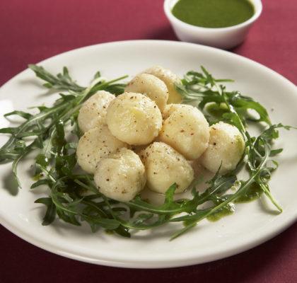 Krompirjevi cmoki