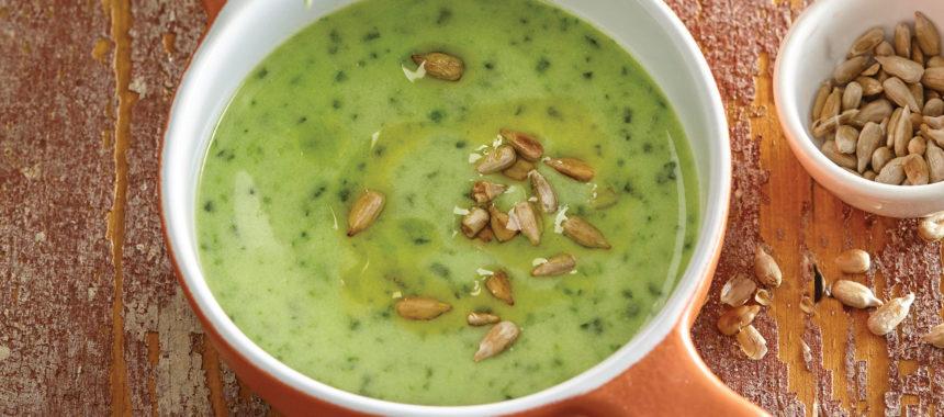 Čemaževa kremna juha